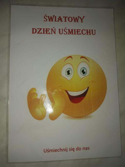 Dzień Uśmiechu u Biedronek.