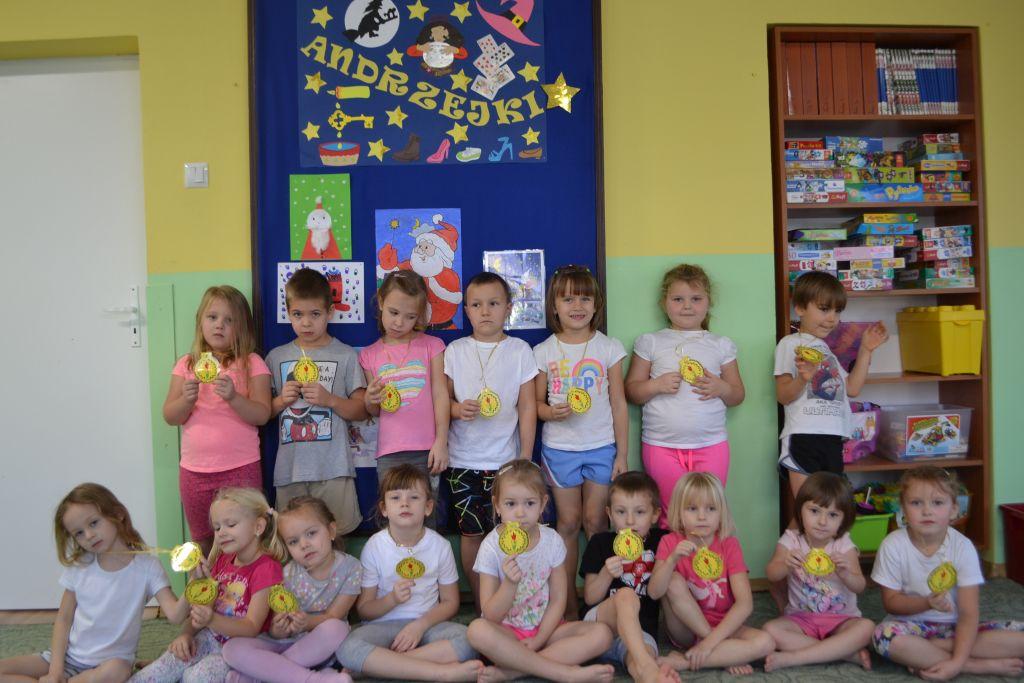 Ruch to zdrowie – gimnastyka Biedronek.