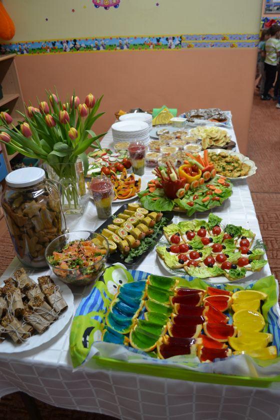 Konkurs kulinarny w grupie Krasnoludków.