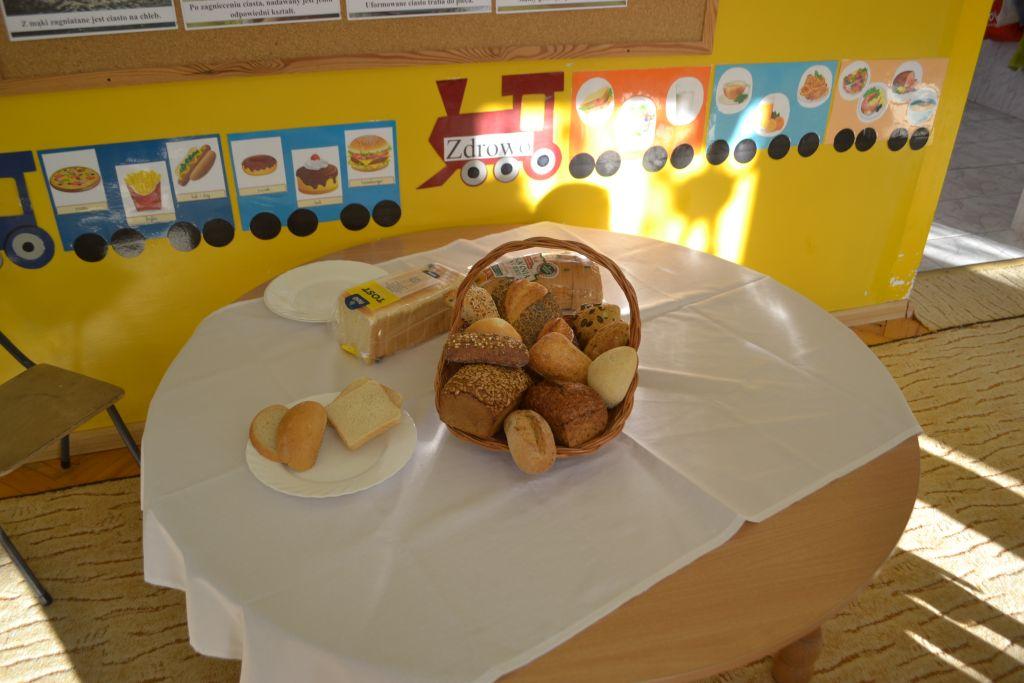 Dzień Chleba u Skrzatów.